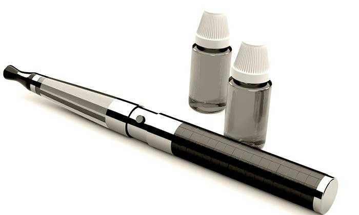 Сборка электронной сигареты