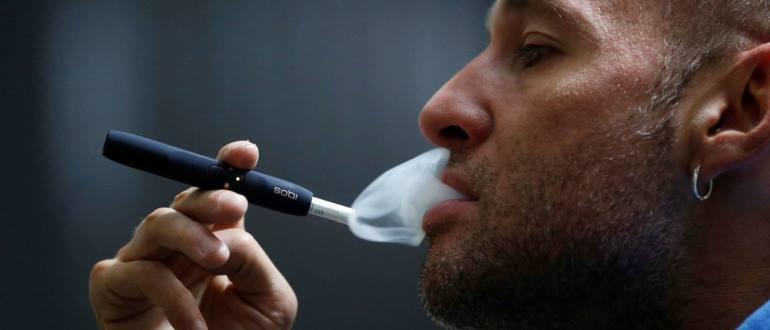 Устройство для нагревания табака