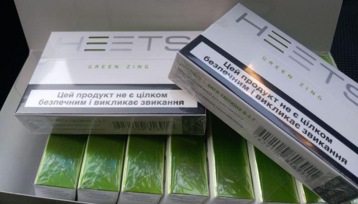 Листы зеленого оживления