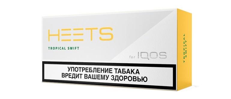 Стики HEETS для IQOS Tropical Swift