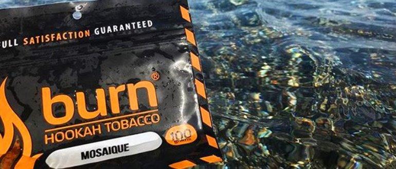 Загадочный табак burn