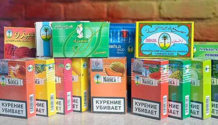 Nakhla представляет собой высококачественную смесь
