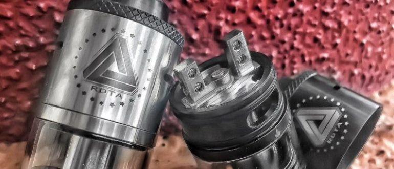 Атомайзер для электронной сигареты