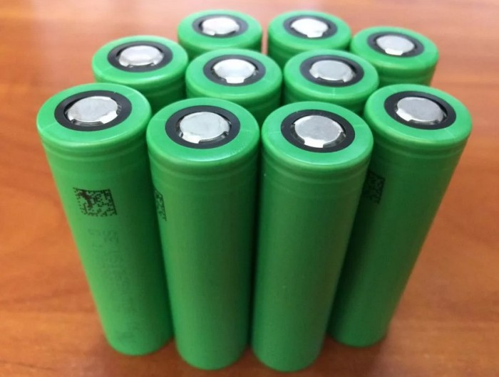 Аккумуляторы для вейпа