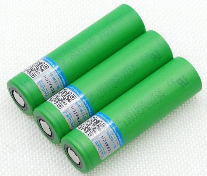 Батарейки для вейпа