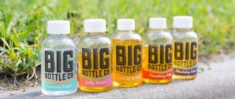 Описание жидкости big bottle