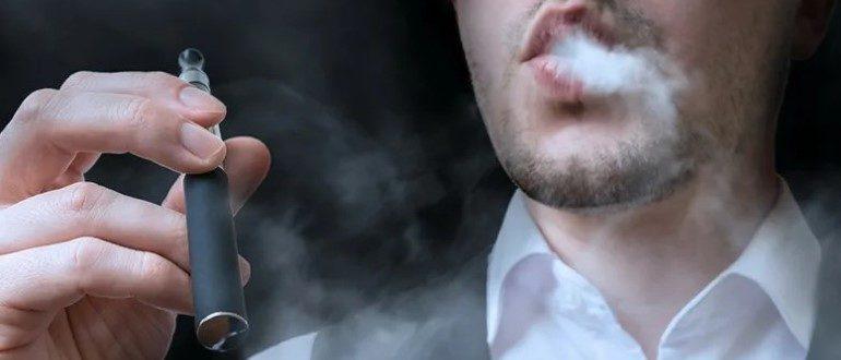 Запрет электронных сигарет в России