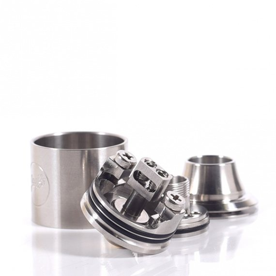 Jaybo x Wismec Indestructible RDA