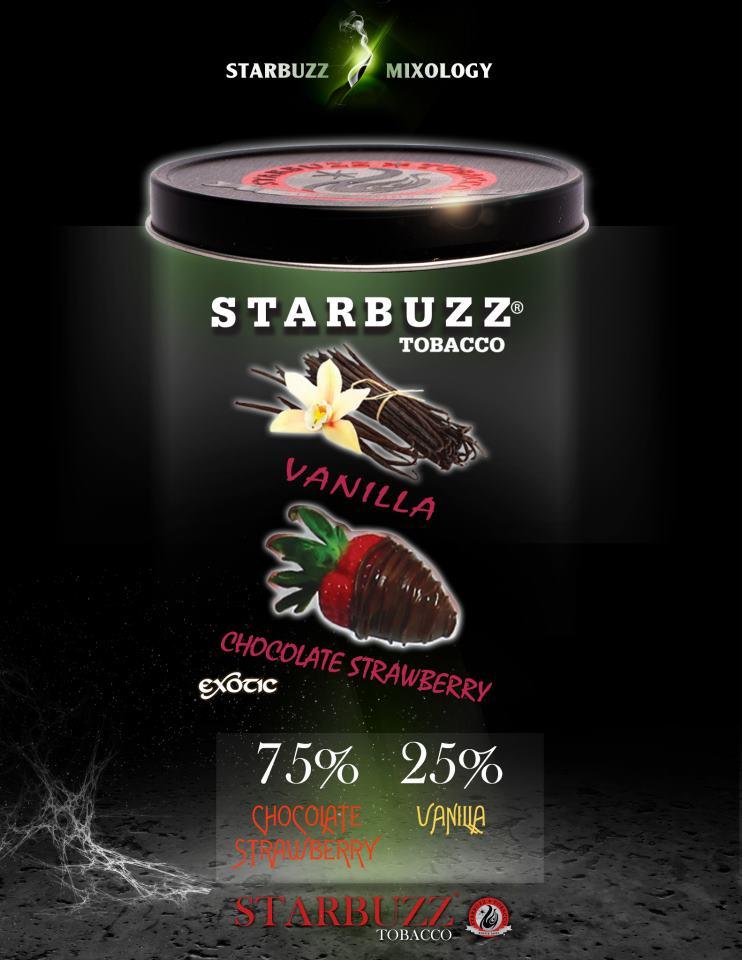 Лучшие миксы Starbuzz
